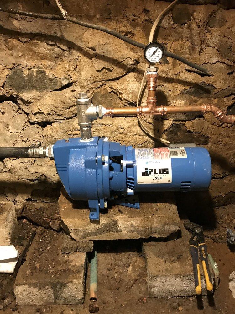 Palmerio Plumbing: 107 Fairbrook Dr, Gilbertsville, PA