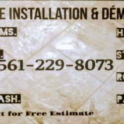 GMS Tile Installation & Demolition - 2019 All You Need to