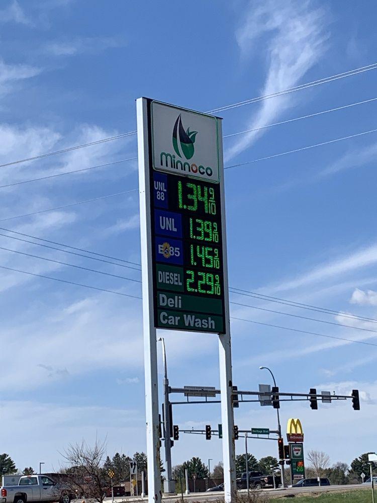 Northland Minnoco: 501 County Rd 5 NE, Isanti, MN