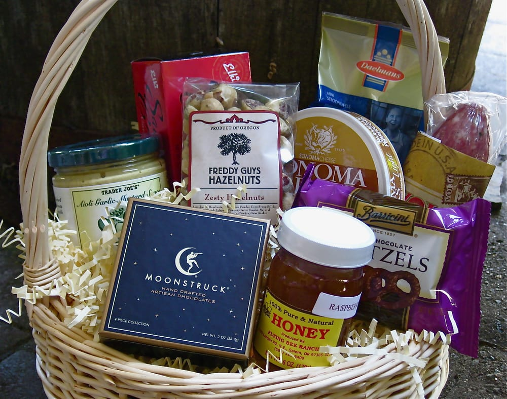 Photo Of In A Basket Salem Or United States The Perfect Gift