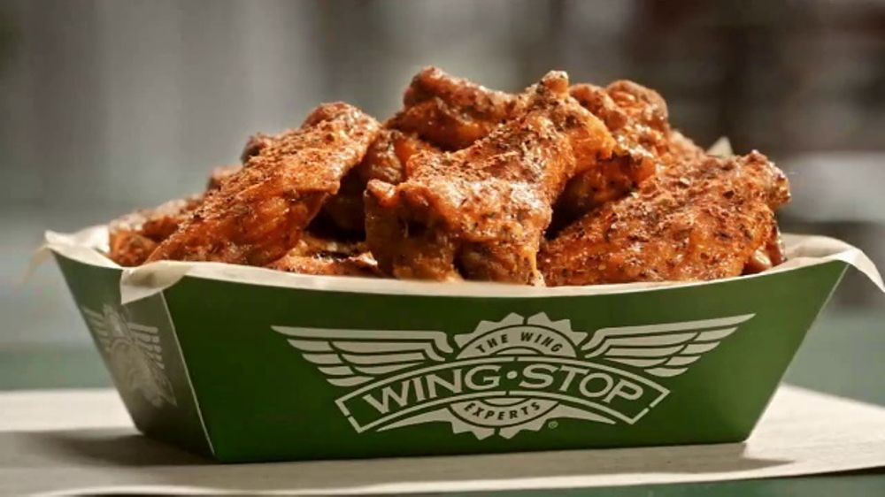 Wingstop: 8201 E Washington St, Indianapolis, IN