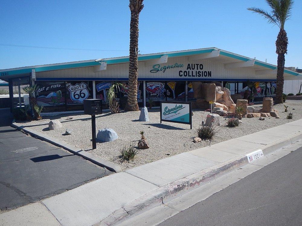 Signature Auto Collision - Barstow: 1221 W Main St, Barstow, CA