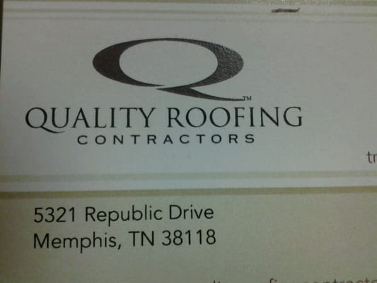 Photo For Quality Roofing Contractors Of SEMO