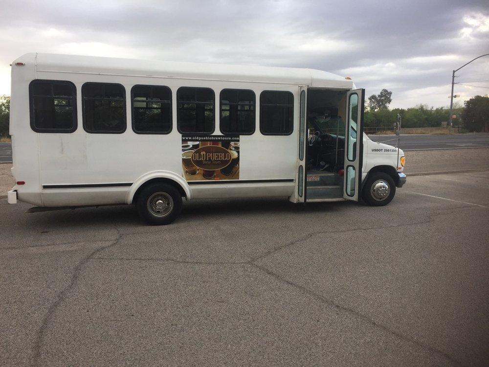 Old Pueblo Brew Tours