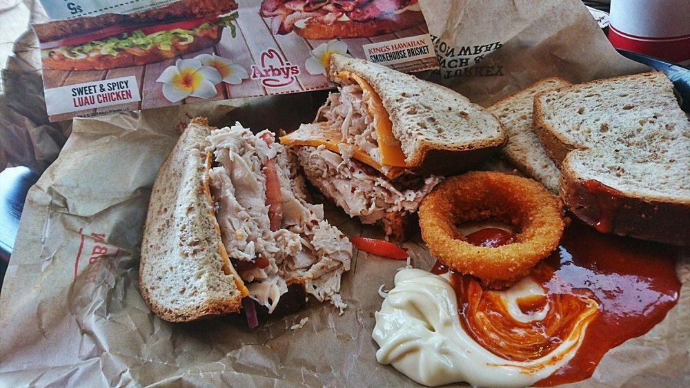 Arby's Roast Beef Sandwiches: 14864 Southfield Rd, Allen Park, MI