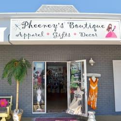 Pheeney's Boutique logo