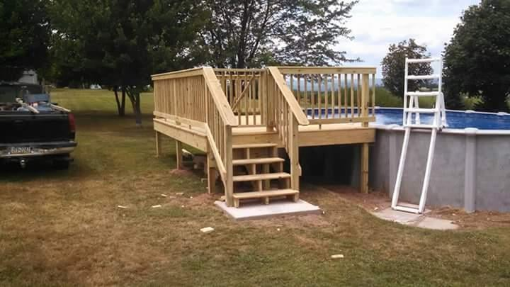 Zumba Pools and Home Renovations: Wilkes-Barre, PA