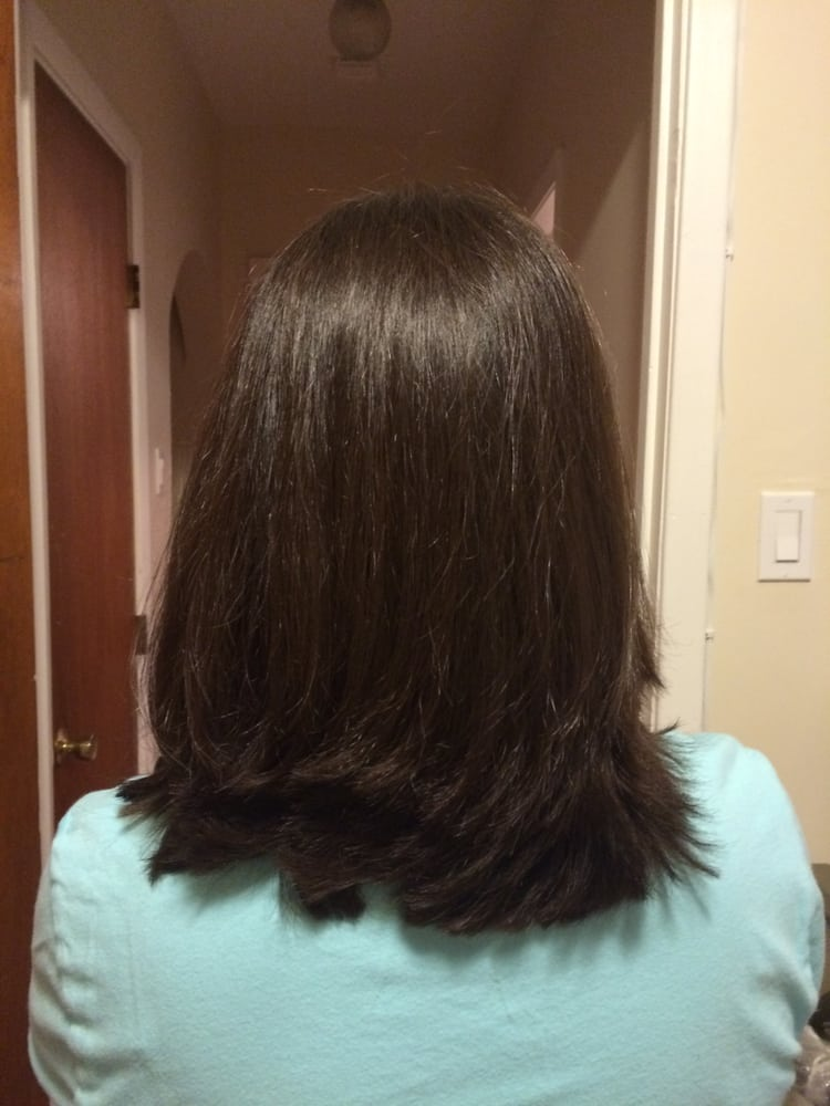 Photo Of Hair Cuttery Chicago Il United States I Asked For A