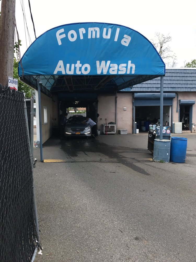 Formula Auto Wash: 208 Higbie Ln, West Islip, NY