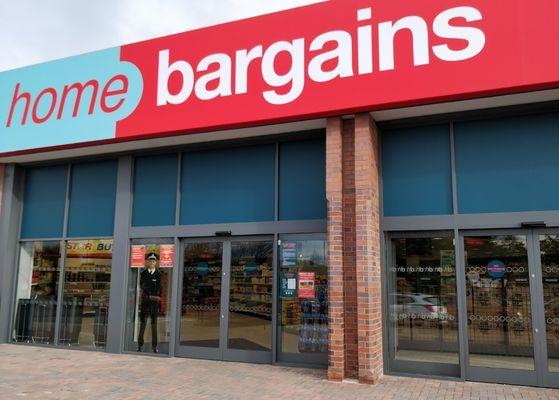 Home Bargains Pound Shops 11 13 High Street Killingworth Tyne
