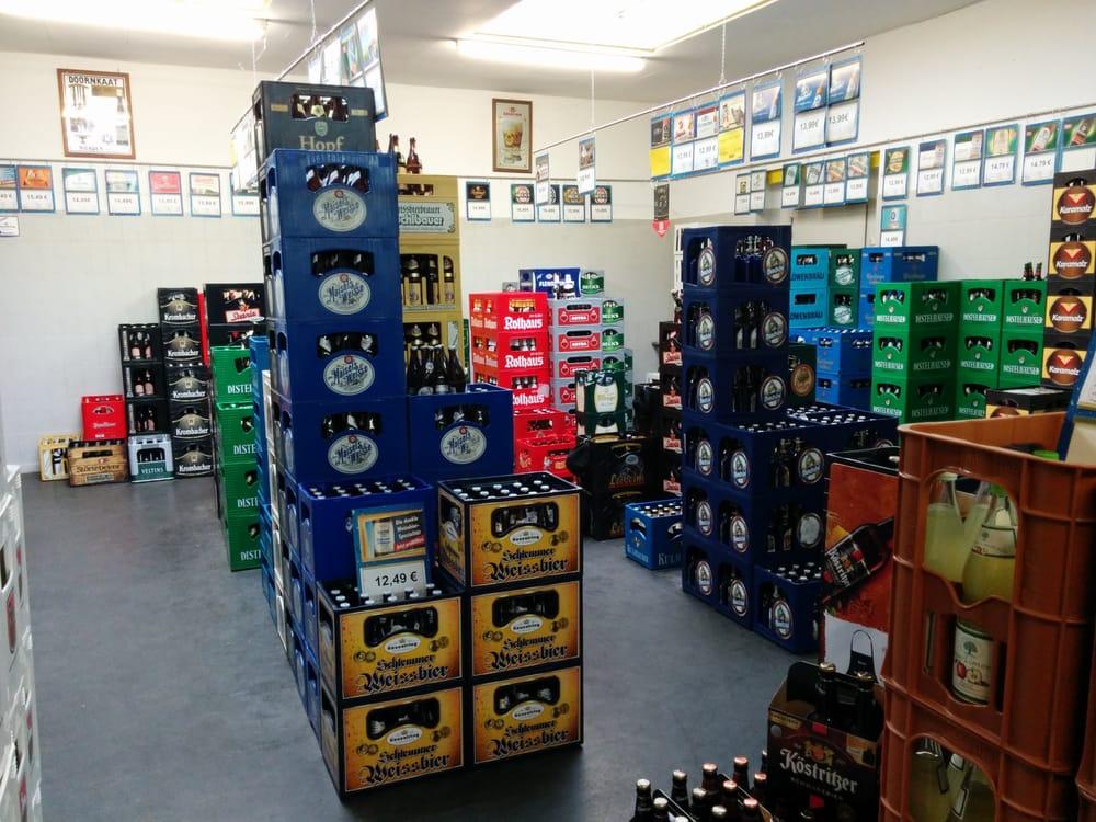 Getränke Fritze - Beverage Store - W-v-der-Vogelweide-Str. 3 ...