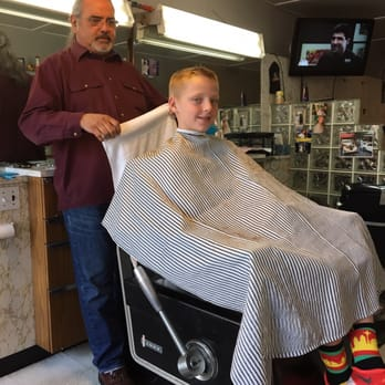 The Admirals Barber Shop 14 Reviews Barbers 4225 Sw Admiral