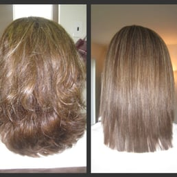Brazilian Keratin Treatment 11 Photos Hair Salons