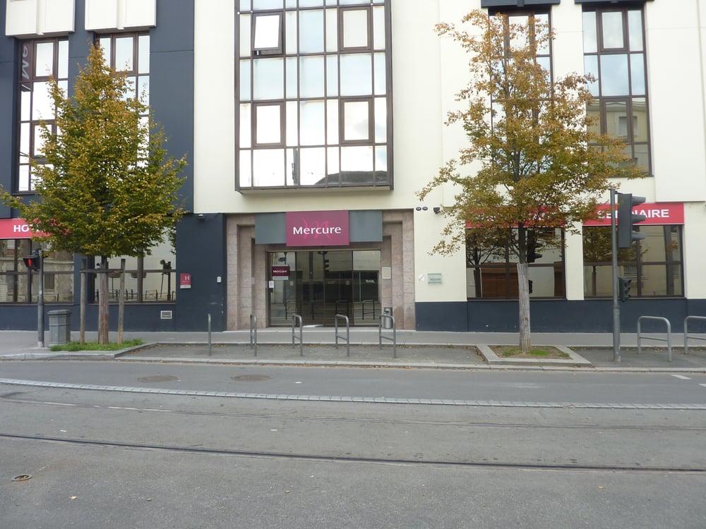 Mercure bordeaux gare saint jean h tels 28 30 rue de for Hotel rue lafaurie monbadon bordeaux
