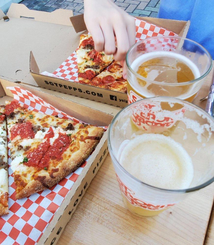 Sgt Pepperoni's Pizza Store: 26601 Aliso Creek Rd, Aliso Viejo, CA