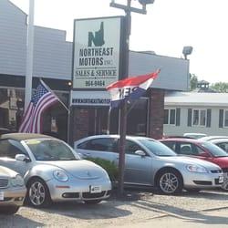 Northeast motors bilforhandlere 15 lafayette rd north for Family motors auto repair