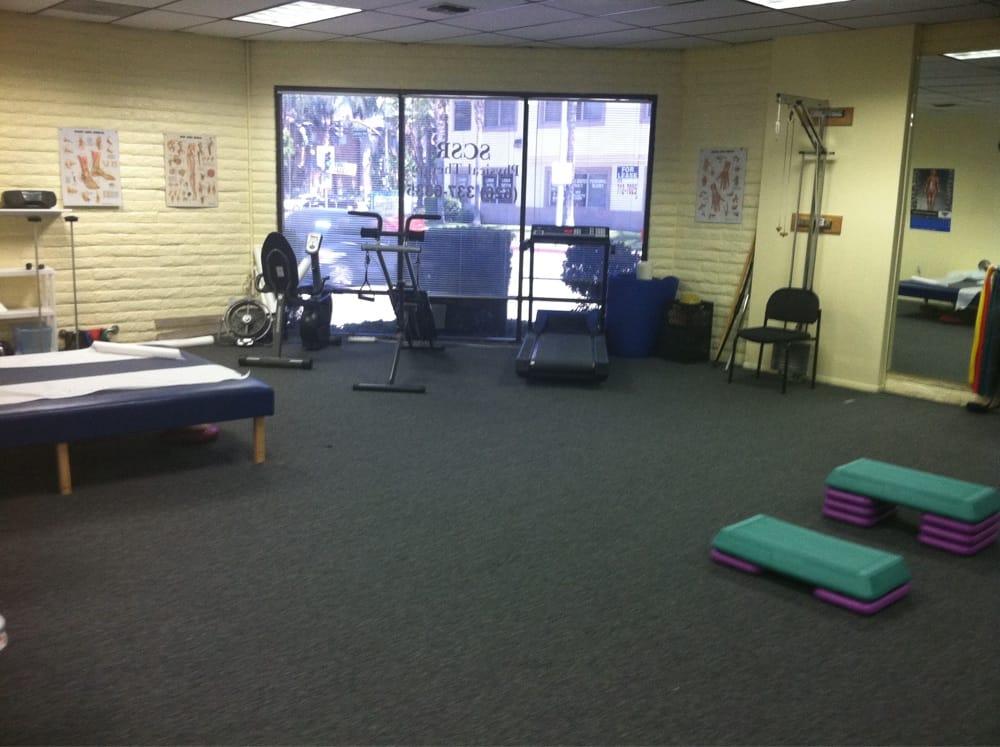 Southern California Sports Rehabilitation: 1321 W Garvey Ave N, West Covina, CA