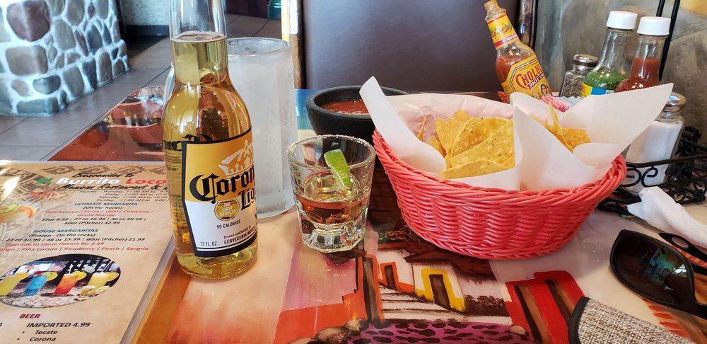 El Burrito Mexican Restaurant: 4174 Alpine Ave NW, Comstock Park, MI