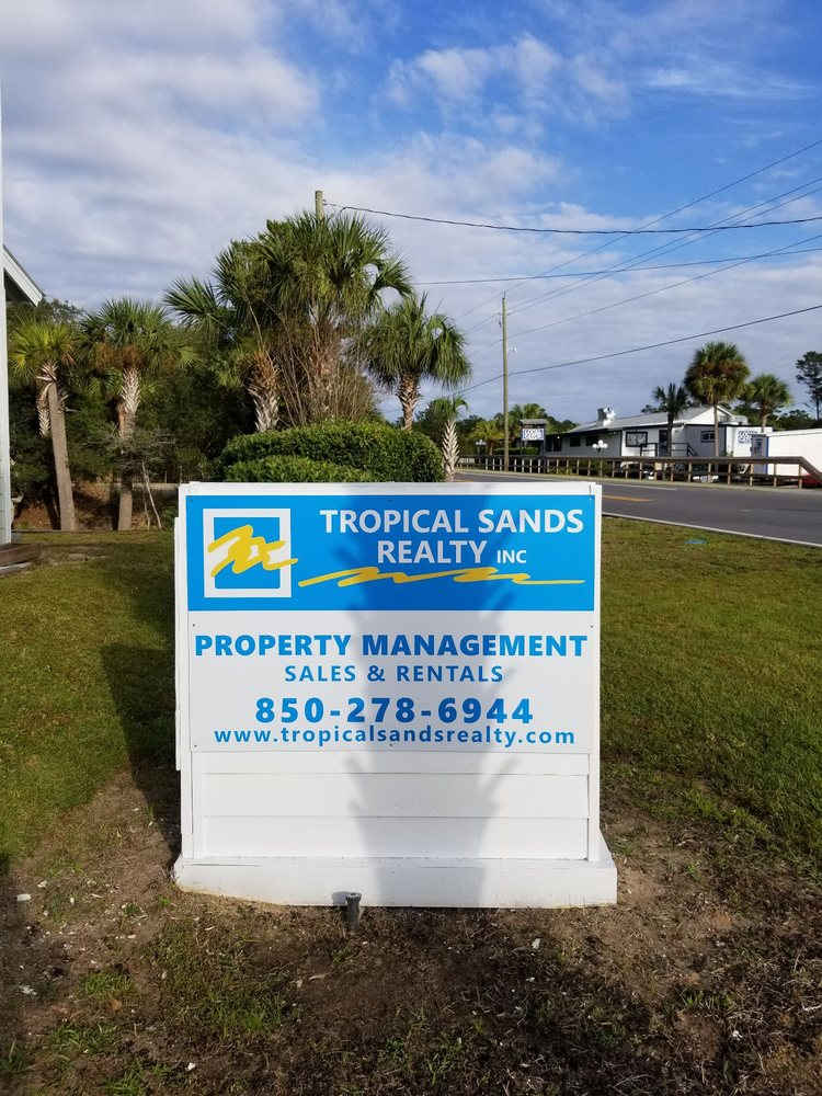 Tropical Sands Realty: 3754 West County US Hwy 30A, Santa Rosa Beach, FL