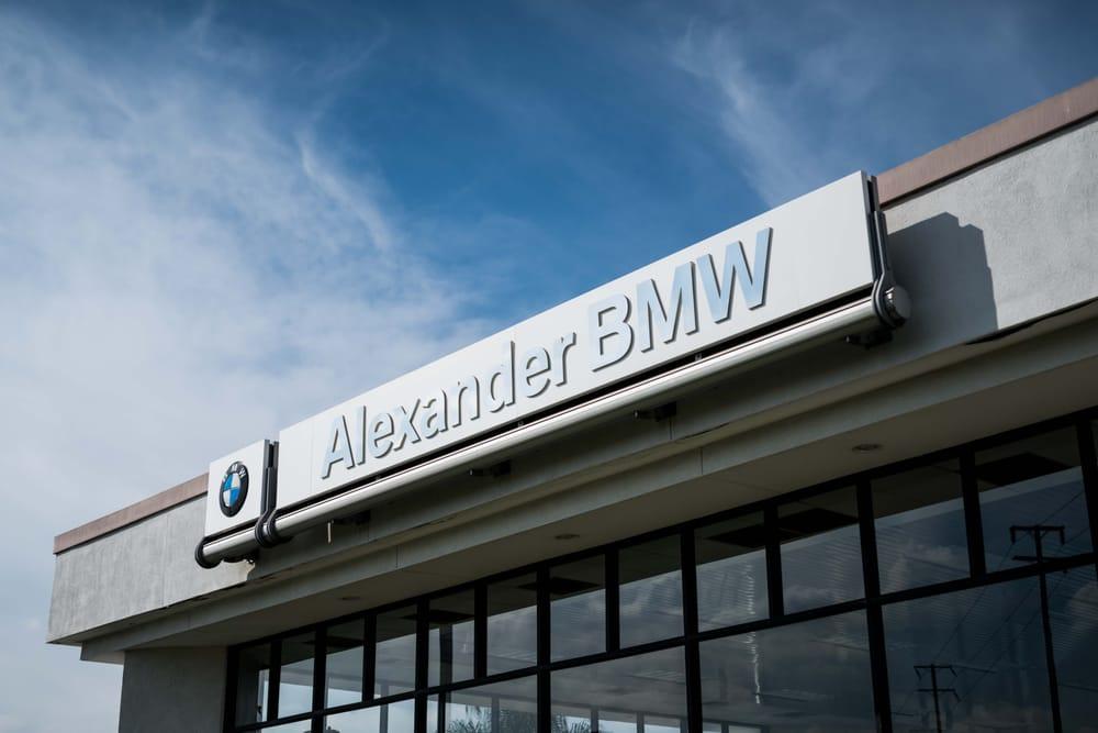 Nick Alexander BMW