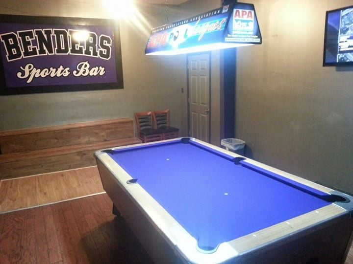 Benders Sports Bar