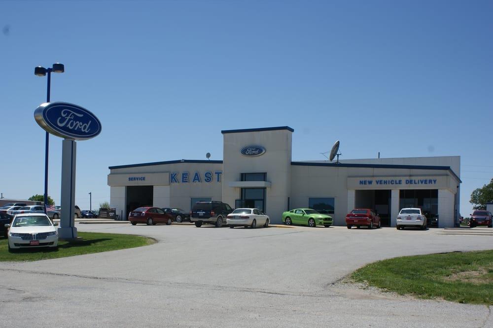 Keast Auto Center: 2101 23rd St, Harlan, IA