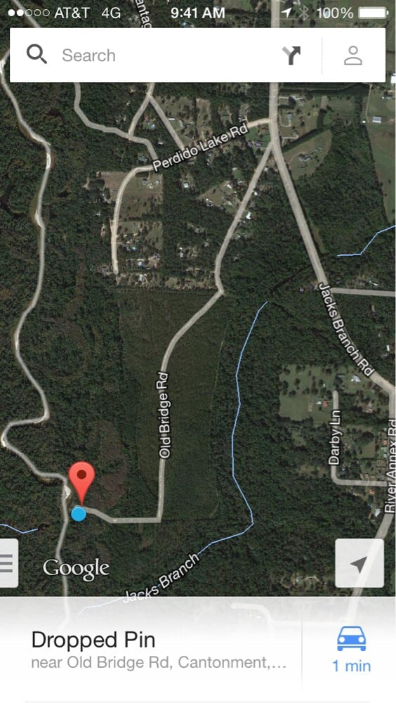 Perdido Natural Adventures: 5539 Highway 29, Molino, FL