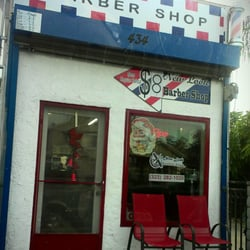 New Look Barber Shop Barbers 4342 Floral St East Los