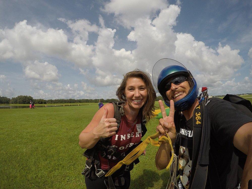 Skydive City: 4241 Sky Dive Ln, Zephyrhills, FL
