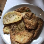 Photo of Goose - Rome, Roma, Italy. Appetizers: fried potatoes