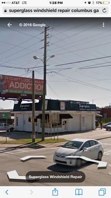 Superglass Windshield Repair 4490 River Rd Columbus Ga