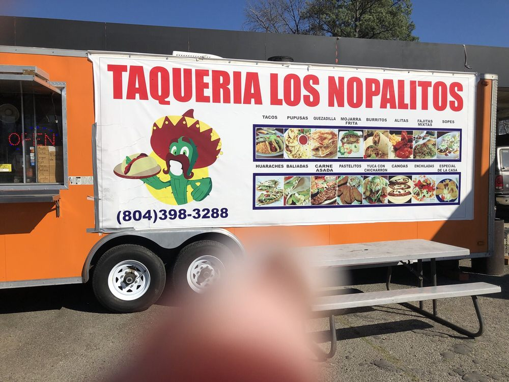Taqueria Los Nopalitos: 4307 Jefferson Davis Hwy, Richmond, VA