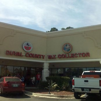 Duval County Tax Collector Public Services Government 10035