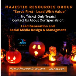 Photo Of Majestic Resources Group Inc   Marietta, GA, United States. New  Halloween