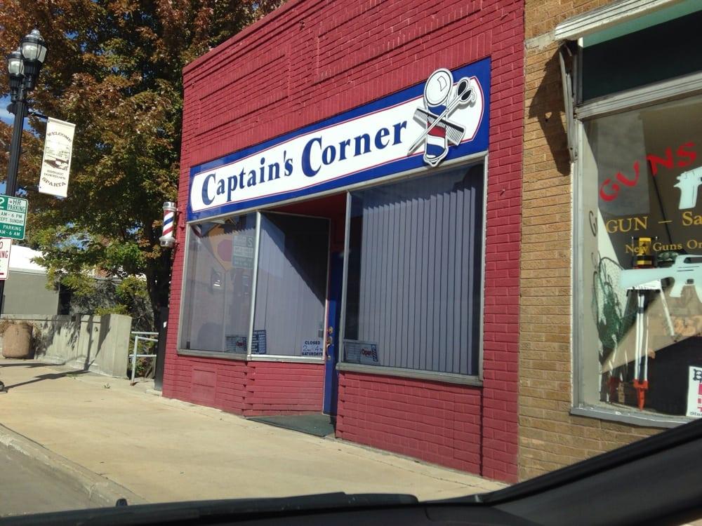 Captain's Corner: 107 N Water St, Sparta, WI