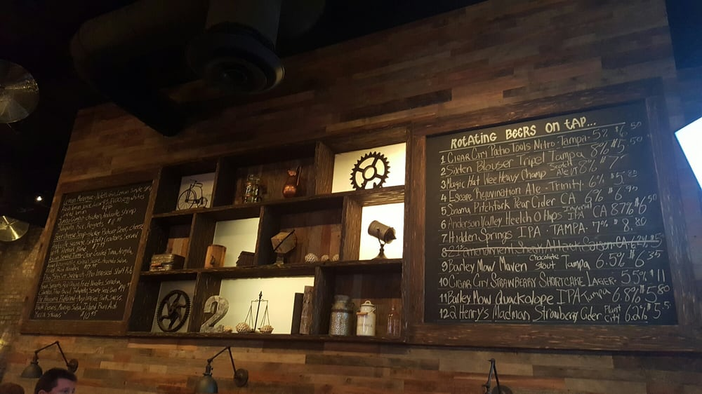 Craft Street Kitchen Oldsmar Reviews