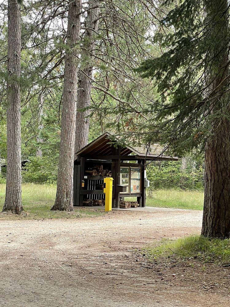 Schoolcraft State Park: 9042 Schoolcraft Ln NE, Deer River, MN