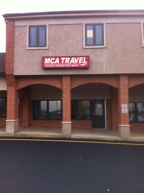 MCA Travel: 1871 Marlton Pike E, Cherry HIll, NJ