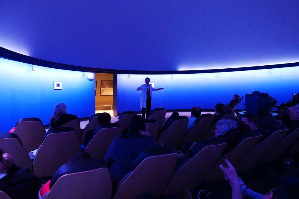 Hartnell College Planetarium - 411 Central Ave, Salinas, CA