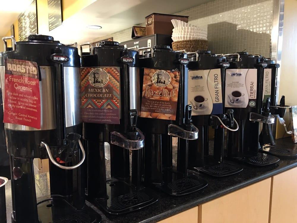 Nice Selection Of Coffee Yelp