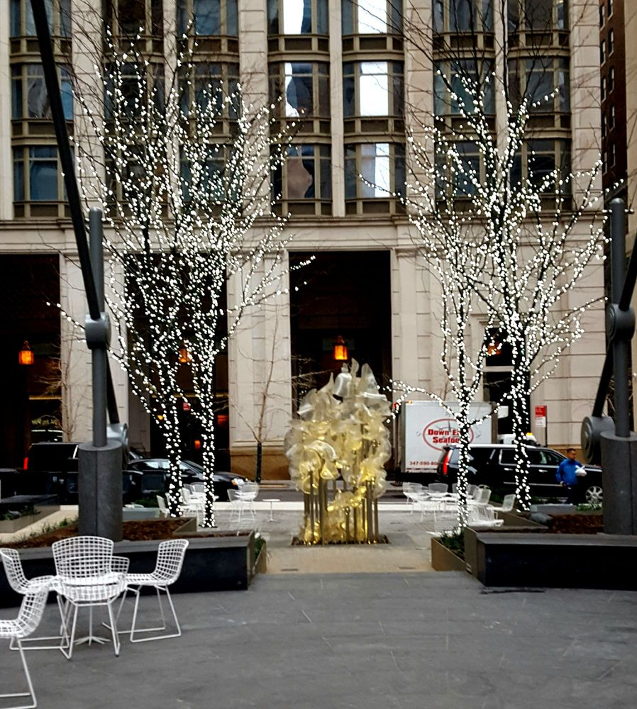 Four Seasons Hotel: 27 Barclay St, New York, NY