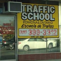 Pomona Montclair Traffic School Closed Traffic Schools 4707