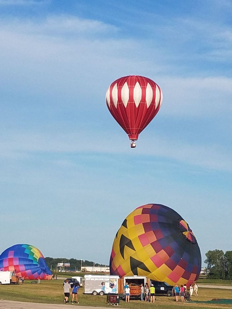 All Ohio Balloon Festival: 760 Clymer Rd, Marysville, OH