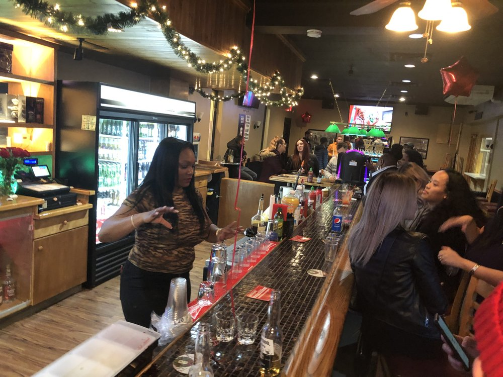Rose Bar & Kitchen: 60 E Baltimore Ave, Clifton Heights, PA