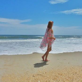 Canaveral national seashore nude