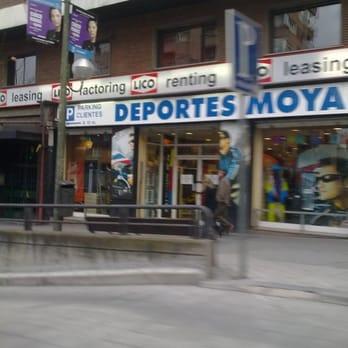 7bf7d4c98 Deportes Moya - 10 reseñas - Ropa deportiva - Avenida del ...