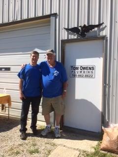 Tom Owens Plumbing: Topeka, KS