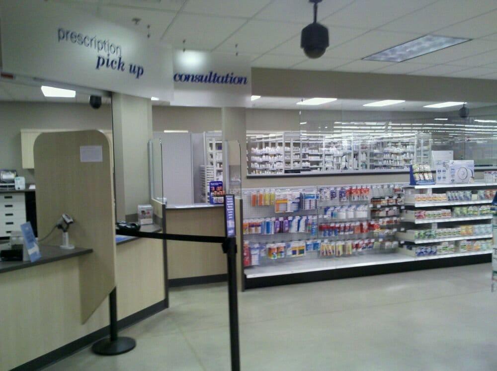 Photo of Meijer Pharmacy   Hartland  MI  United States  Inside pharmacy  pickup. Meijer Pharmacy   Drugstores   2160 Hartland Rd  Hartland  MI