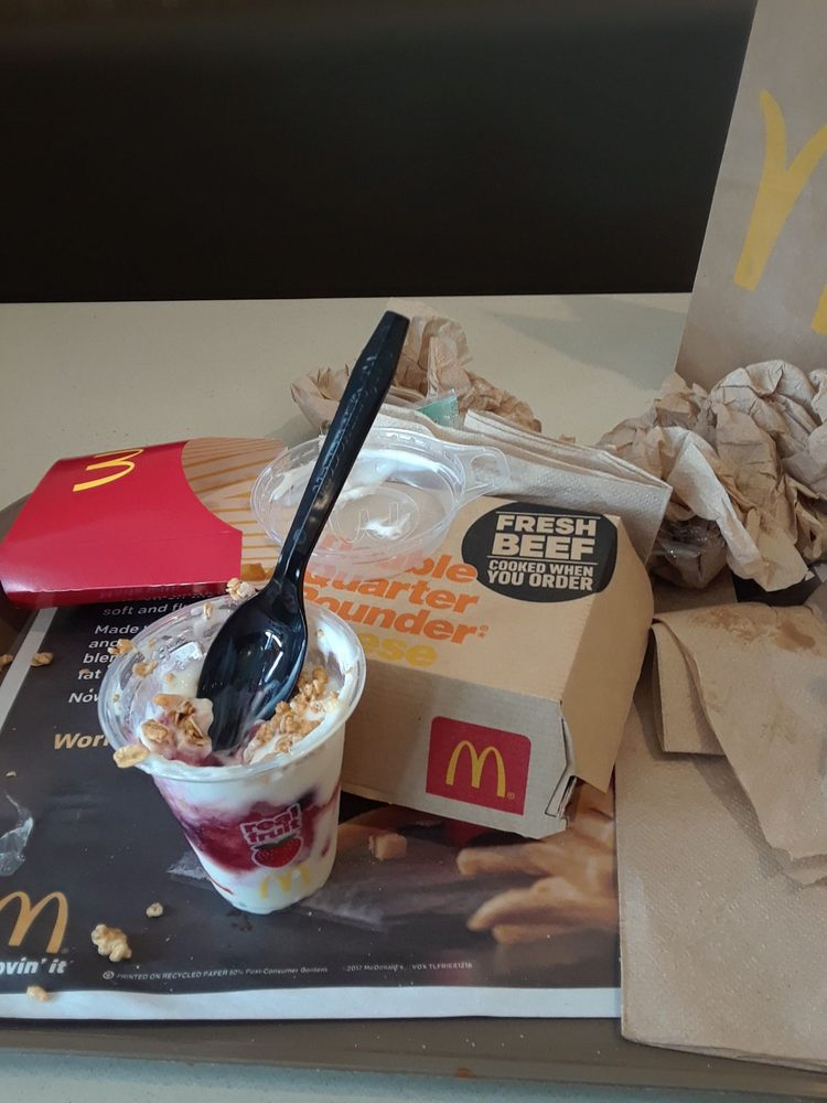 McDonald's: 250 E Robertson Blvd, Chowchilla, CA