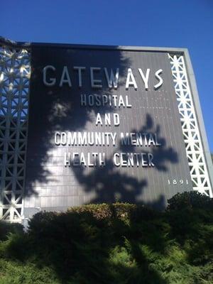 Gateways Hospital 1891 Effie St Los Angeles Ca Mental Health